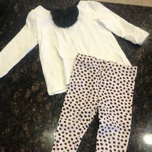 Kate Spade ♠️ size 12 months outfit